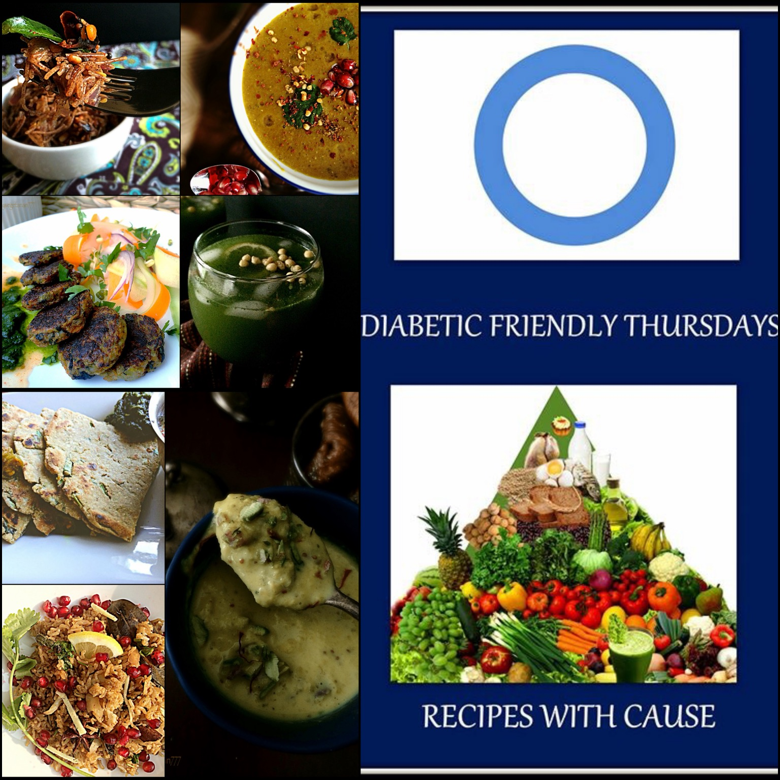 Diabetes friendly thursdays healthy recipes archives image forumfinder Choice Image
