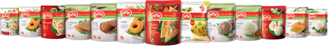 MTR Multigrain Dosa Instant Breakfast Mix