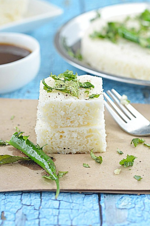 Vrat Ka Dhokla from Ruchis Kitchen