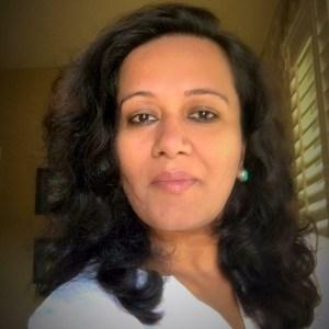 Sonal Gupta - Author of simplyvegetarian777