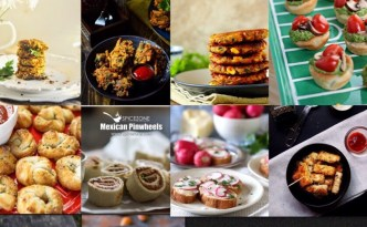 20 Game Night Vegetarian Appetizers