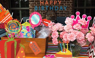 13 Year Old Girls' Birthday Party Idea at Home, in the Budget