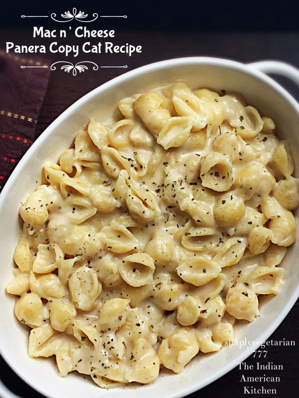This Panera Copy Cat Recipe for Mac n Cheese is so DELICIOUS and EASY that you will never make it any other way. The secret ingredient makes it super yum. Learn how to make the best MAC & CHEESE in the town with least effort and big flavors. Do not forget to watch the Video for a quick overview. #macandcheese #macncheese #panerabreadcopycatrecipes #panerabreadmacncheese #pastarecipes #kidsfriendlyrecipes #cheesyrecipes