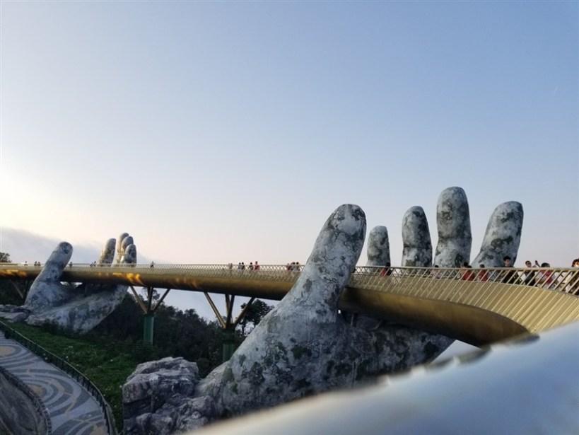 Ba Na Hills and Golden Bridge Tour
