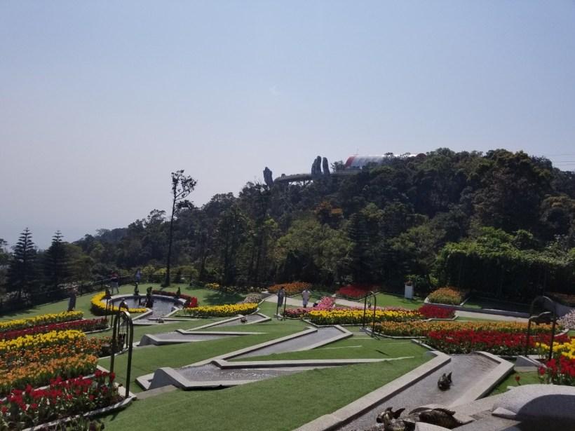 Ba Na Hills and Golden Bridge Tour (18)