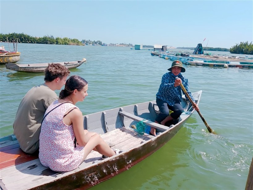 Farming and fishing life tour (2)