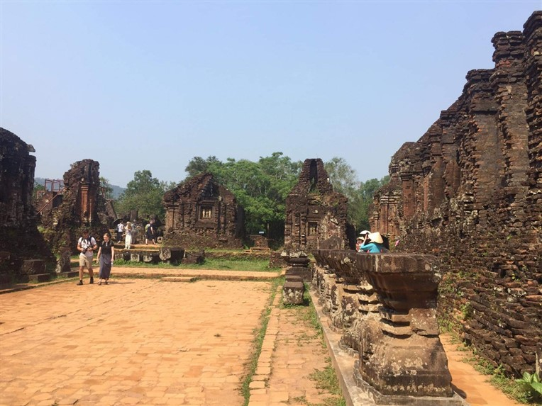 My Son holy landand Hoi An ancient town tour (2)