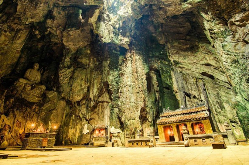 Marble Mountains, Monkey Mountain and Da Nang nightlife (3)