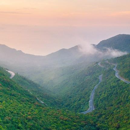 Marble Mountains, Monkey Mountain and Hai Van Pass