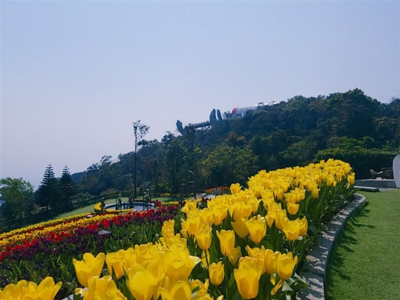 Ba Na Hills and Golden Bridge Tour (6)
