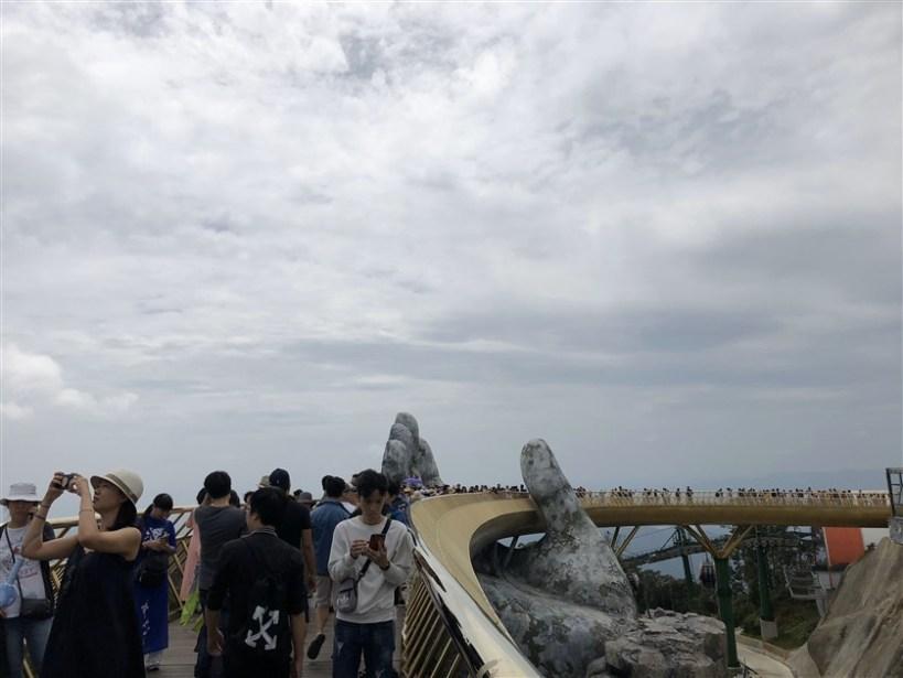 Bana Hills and Golden Bridge Shore Excursion Private Tour (1)