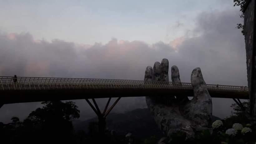 Bana Hills and Golden Bridge Sunset Private Tour (2)