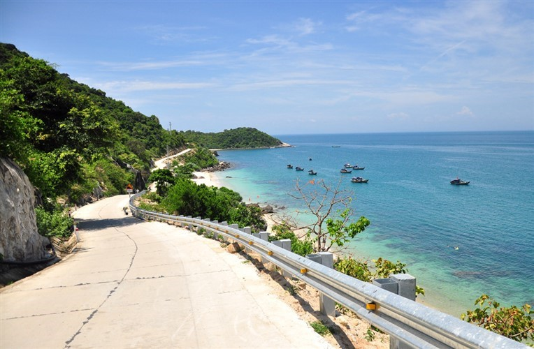 Discovery scuba diving in Cham island for beginners (6)