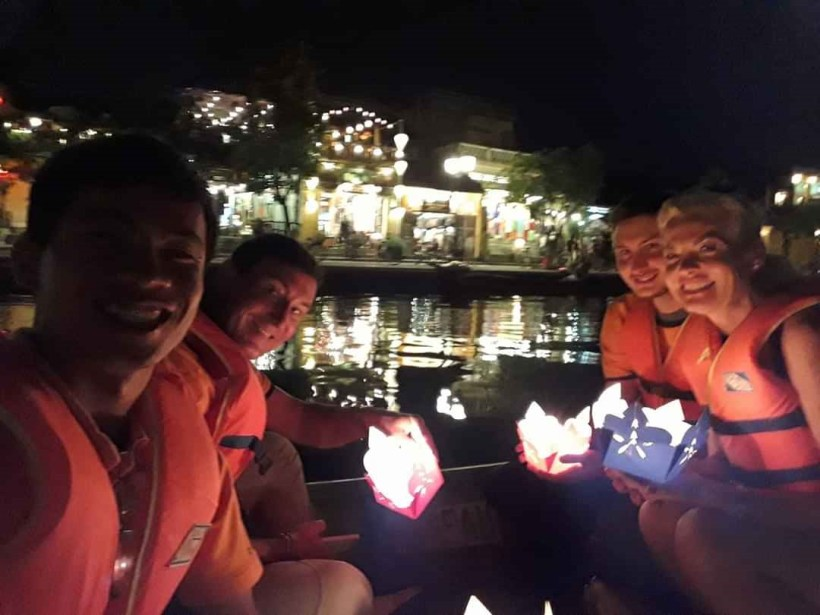 My Son sunset and Hoi An by night (7)