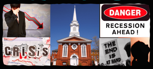 Op-Ed: Church in Recession – Is This Your End?