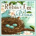 Robin's Egg Blue Blog