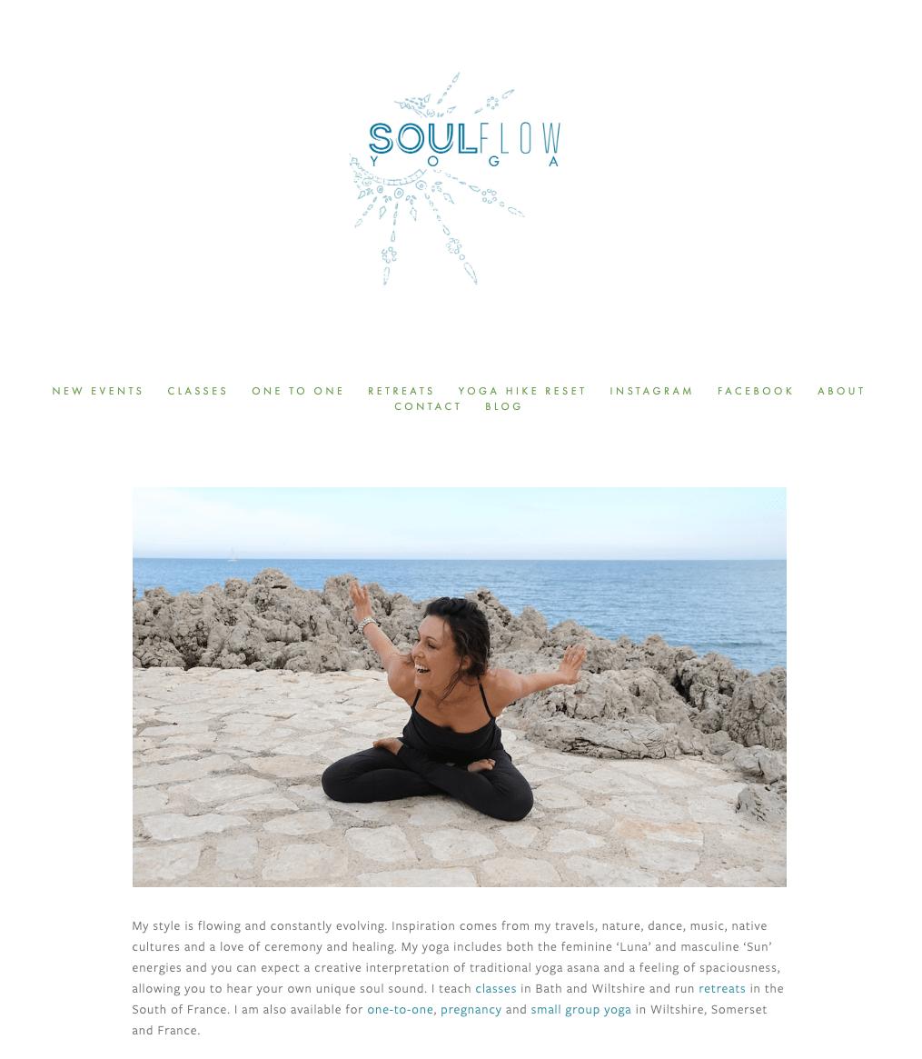 Soul Flow Yoga