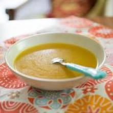 squash apple soup