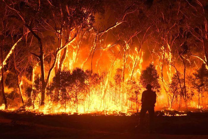 australia płonie