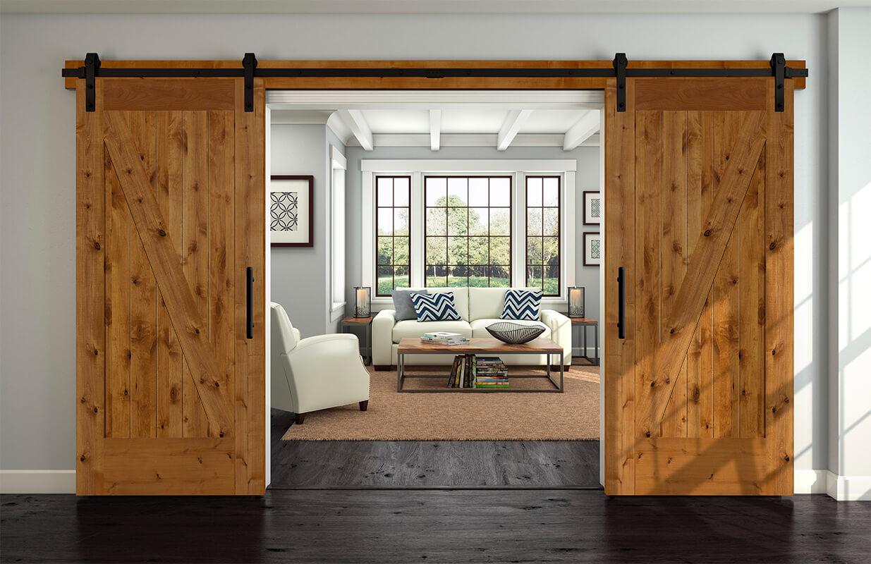 Barn Door Design Gallery