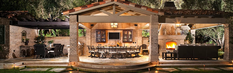 These Outdoor Amenities Increase Luxury And Value To Any ... on Fancy Outdoor Living id=24830