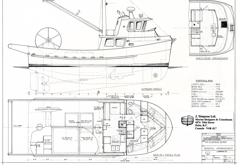 J Simpson Ltd Marine Designers And Consultants