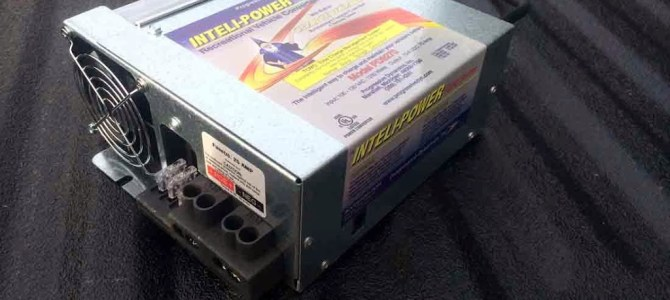 Replacing the Power Converter