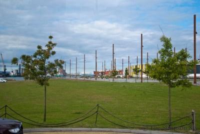 titanic yard
