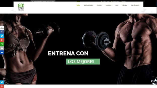 Go Fitness Training Center