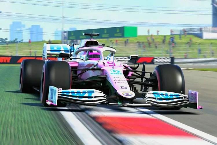 BWT Racing Point set for F1 Esports Pro Series season – simRace247