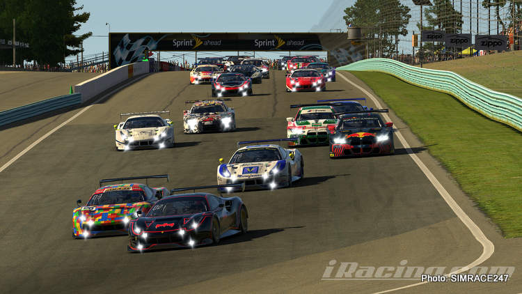 iRacing Masters League 2021