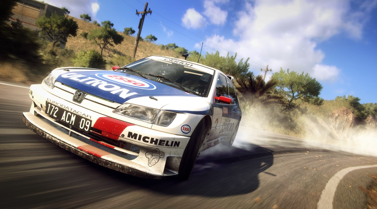 Women in Sim Racing Miss Flatout Dirt Rally 2.0