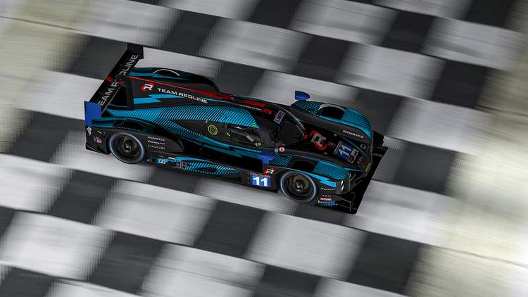 iRacing Sebring12H: Redline and BS+Competition win