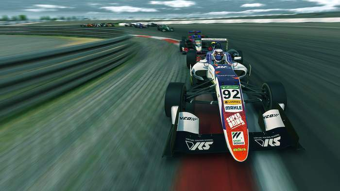 VCO ProSIM SERIES: Joshua Rogers is champion