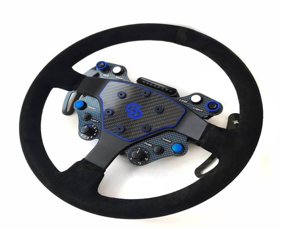 Sim Racing Equipment and so much more