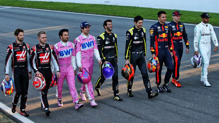Are F1 Drivers Considered Athletes?