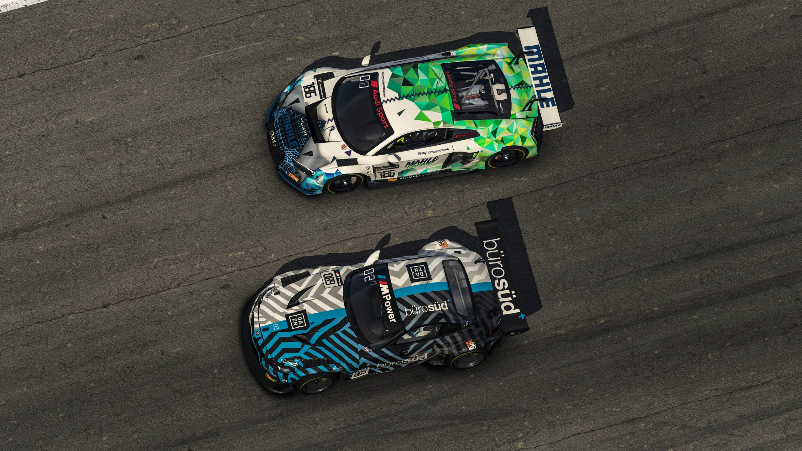 VCO Grand Slam visits the 'Green Hell': Stage set for the iRacing 24h Nürburgring powered by VCO | Fastmail