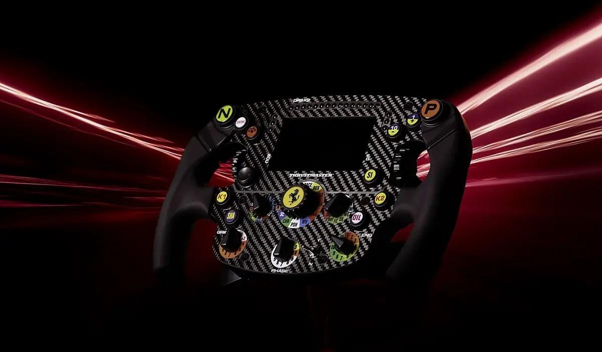 Formula 1 Thrustmaster SF1000 Sim Racing Wheel