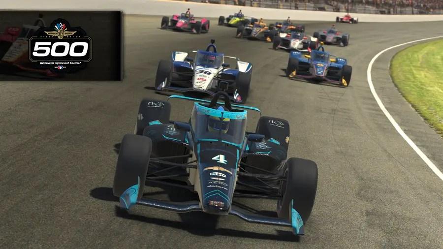 iRacing Indy 500: Ladies & Gentlemen start your engines