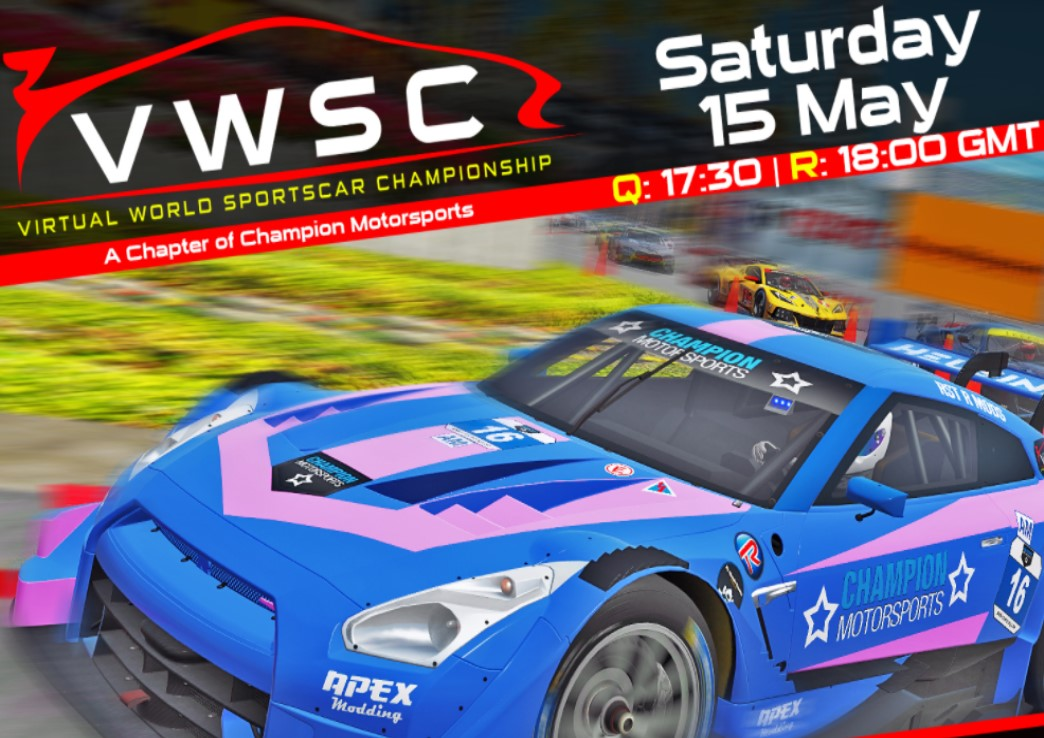 CMS World Sportscar Championship – 60 Minutes of Long Beach