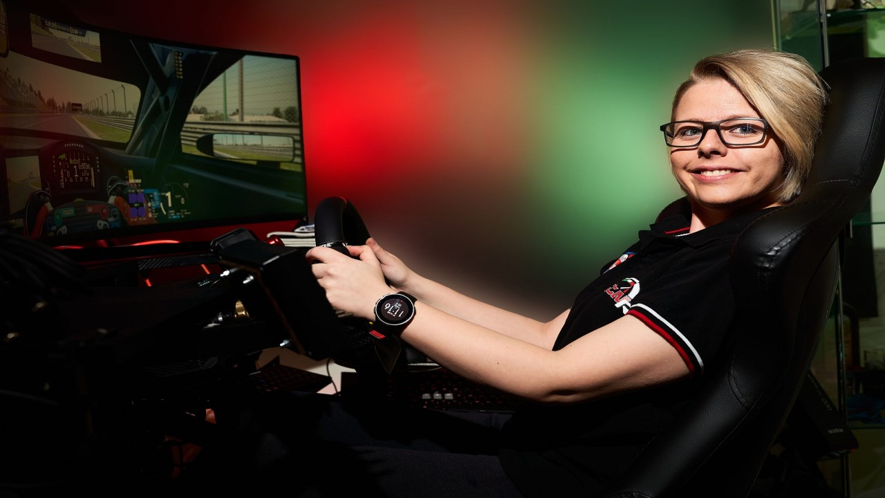 Women In Sim Racing Yvonne Van Den Berg Blog #16