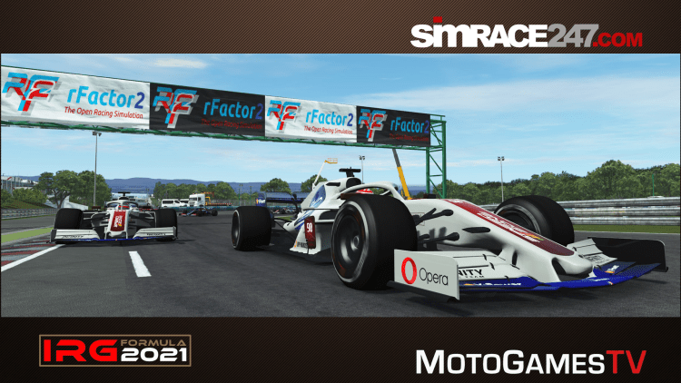 IRG Formula 2021 rFactor 2