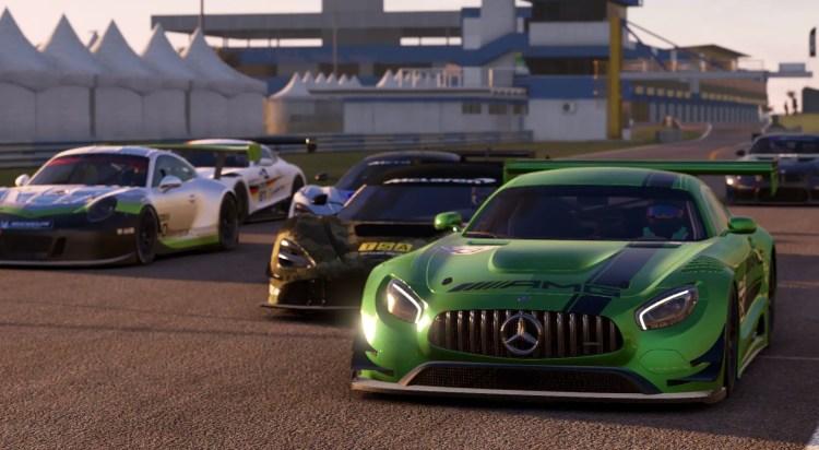 sim racing league