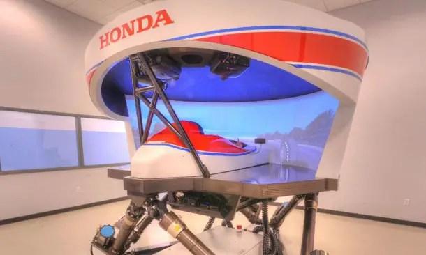 Indycar Honda