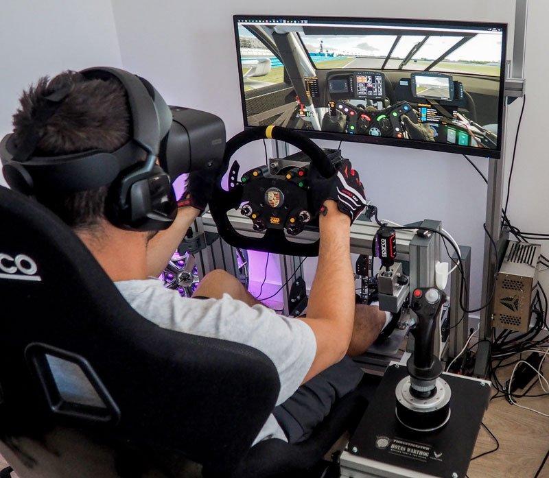 Primeras impresiones Oculus Rift S | simRacer es