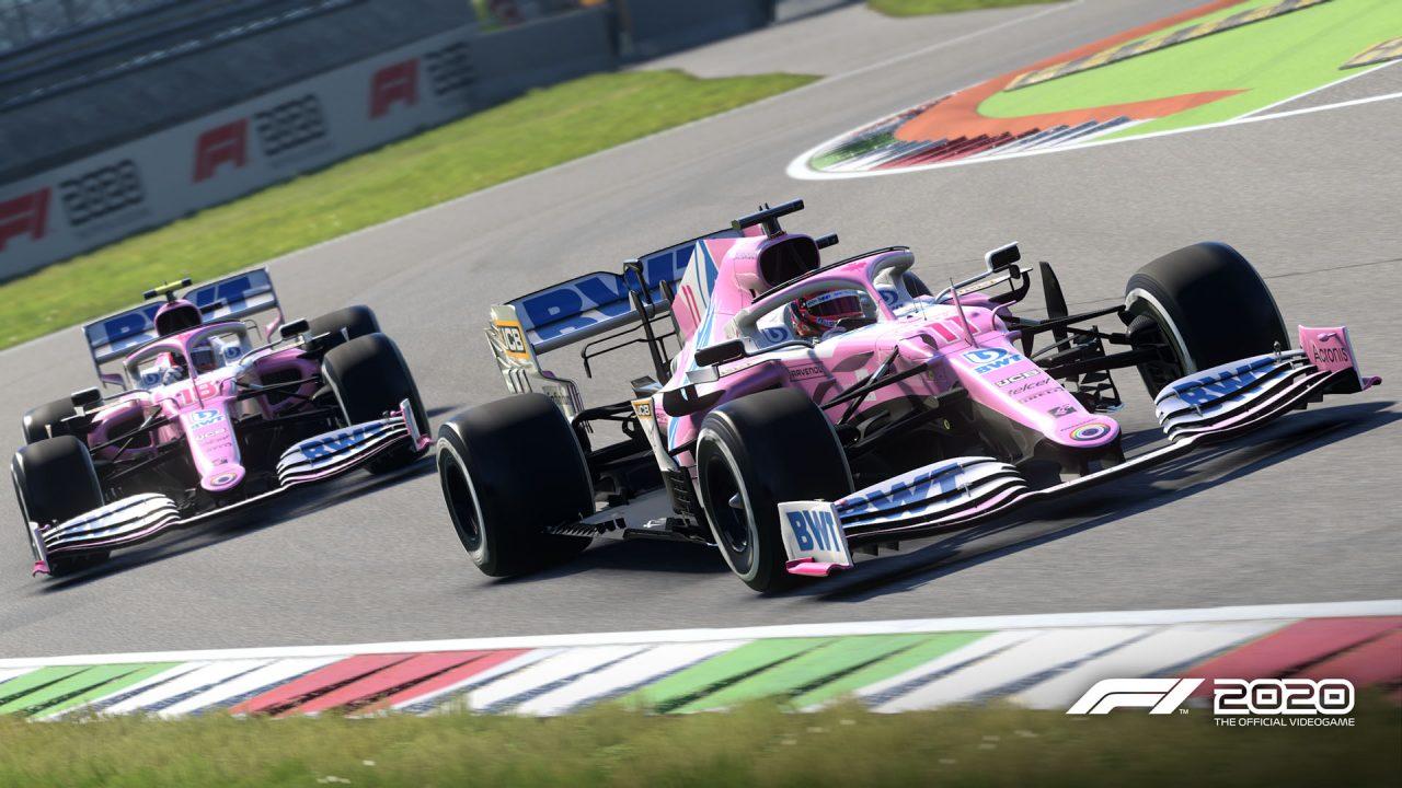 F1 2020 lanza el parche 1.09 | simRacer.es