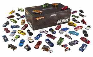 Hot Wheels 50 Pack