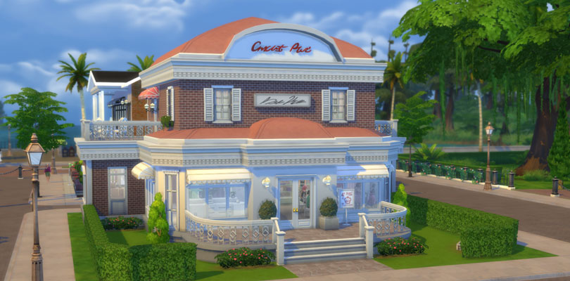 Create Your Own Restaurant Online Game