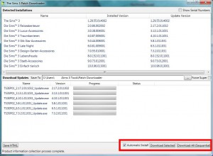 The Sims 3 Patch Downloader (4/6)