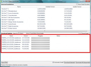 The Sims 3 Patch Downloader (3/6)